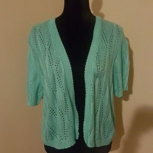Notations Sweaters - Summer cardigan